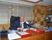 رئيس مدينة المحلة يحيل 21 عاملا بمكاتب التموين للتحقيق لعدم الالتزام بالحضور