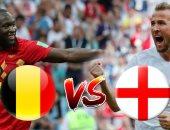 التشكيل الرسمى لقمة بلجيكا ضد انجلترا.. 5 تغييرات للأسود الثلاثة