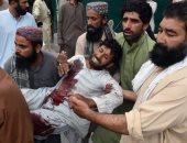 ارتفاع حصيلة التفجير الانتحارى فى باكستان إلى 149 قتيلا