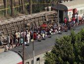 حصاد الحوادث.. حبس سائق قطار المرازيق و5 آخرين 4 أيام على ذمة التحقيق