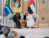 صور.. الإمارات وجنوب أفريقيا تبحثان تعزيز علاقات الصداقة والتعاون