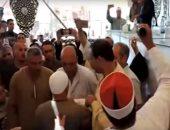 فيديو.. الكفن ينهى سلسال الدم بمحافظات الصعيد تحت إشراف وزارة الداخلية