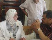 59 لجنة تستقبل امتحانات الدور الثانى للشهادة الإعدادية فى كفر الشيخ