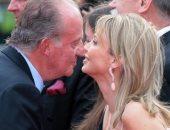 """صور.. اتهامات لملك إسبانيا السابق باستخدام حبيبته فى عمليات """"غسيل أموال"""""""
