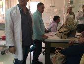 """مدير """"العلاج ببنى سويف"""": عودة العمل داخل حضانات مستشفى ناصر  بصورة كاملة"""