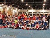 أد الكف ويدرب من الأبطال 100 وألف.. حكاية أصغر مركز للتدريب على الألعاب القتالية