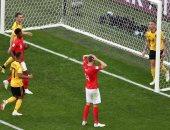 """إنقاذ تاريخى من ألديرفيريلد فى مباراة بلجيكا وإنجلترا """"فيديو"""""""
