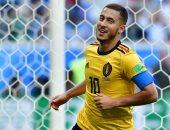 روسيا 2018.. هازارد: أستحق جائزة أفضل لاعب فى كأس العالم