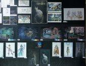 مشروع تخرج بقسم الديكور فنون جميلة يستوحى رواية كورالاين لـ نيل غيمان.. صور