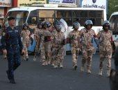 العراق: انفجار بغداد نجم عن قنبلة صوت ولا خسائر بشرية