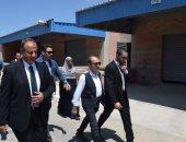 وزير الصناعة: تخصيص 92 % من الوحدات الإنتاجية بمجمع مرغم