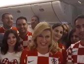 أهم 10 بوستات.. رئيسة كرواتيا لمنتخب بلادها: صنعتم التاريخ ونحن فخورون بكم
