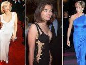 فى ذكرى اغتياله.. أشهر 3 فساتين صممها فيرزاتسى.. فستان الأميرة ديانا الأبرز