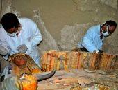فيديوجراف.. 2018 عام الاكتشافات للآثار المصرية