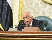 رئيس البرلمان: ليس هناك علاقة بين حق المجلس فى التشريع ومنح الثقة للحكومة