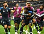 فرنسا بقائمة كأس العالم ولاعب معتزل ضد ألمانيا فى دورى الأمم الأوروبية
