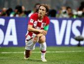 كرواتيا بقيادة لوكا مودريتش تعود إلى الواقع الأليم بعد معجزة كأس العالم