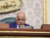 رئيس البرلمان : غدا جلستين لاتخاذ قرار منح الثقة فى برنامج الحكومة