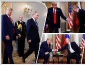 """من غير ماتسرش.. التفاصيل الكاملة لقمة """"بوتين - ترامب"""" فى هلسنكى"""