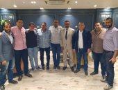 صور.. جلسة صلح تنهى خلافات مجلس الشواكيش