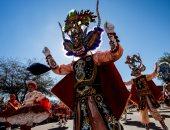 """صور.. انطلاق مهرجان """"لا تيرانا"""" الدينى فى تشيلى"""