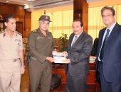 صور.. اتفاقية تعاون بين جامعة طنطا والقوات المسلحة لتدريب شباب أطباء الأسنان