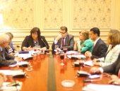 صور.. وزيرة الثقافة تستعرض بالبرلمان خطتها لتحسين القوى الناعمة صورة مصر بالخارج