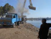 وزارة الرى تزيل 218 حالة تعدى على نهر النيل ومنافع الرى والصرف