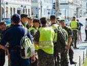 صور..إجراءات أمنية مشددة فى فنلندا قبيل لقاء ترامب وبوتين
