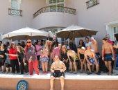 روتارى ينظم حفلا ترفيهيا للأطفال ذوى الاحتياجات الخاصة بالشروق