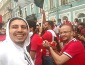 سباسيبا بولشويا..يوميات مصرى فى مونديال روسيا (2)