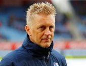 رسمياً.. استقالة هالجريمسون من تدريب أيسلندا
