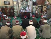 صور.. مياه بنى سويف تنهى سلسلة اللقاءات التوعوية لأئمة المساجد