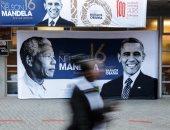س وج.. كل ما تريد معرفته عن العلاقة الوطيدة بين أوباما و نيلسون مانديلا
