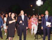 صور.. وزير خارجية قبرص: جغرافيا المكان شكلت رؤية مشتركة لمصر وقبرص