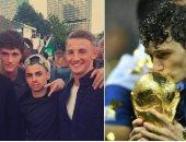 بافارد.. مشجع فرنسا فى يورو 2016 وبطل العالم فى 2018