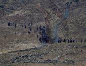 الشرطة العسكرية الروسية تقيم 4 نقاط فى مرتفعات الجولان