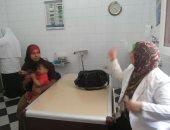 صور.. انطلاق قوافل الصحة الإنجابية بمحافظة بنى سويف