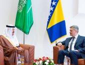 رئيس وزراء البوسنة والهرسك يؤكد حرص بلاده على تطوير علاقتها مع السعودية