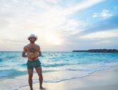 """حساب دعائى يستغل صور """"صلاح"""" للترويج للسياحة بجزر المالديف"""