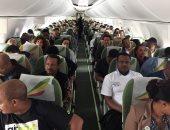 صور.. انطلاق أول رحلة تجارية منذ 20 عاما من إثيوبيا إلى إريتريا