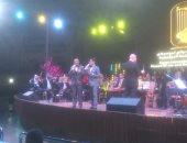 افتتاح مهرجان مصر الدولى لموسيقى الفرانكو والسياحة
