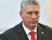 الرئيس الكوبى يؤكد وحدة مصير بلاده وفنزويلا فى مواجهة العقوبات الأمريكية