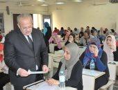 جولة تفقدية لرئيس جامعة القاهرة على الامتحانات.. غدا