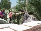 محافظة القاهرة: عشش الروبابيكيا مقامة على أملاك الدولة