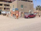 محافظ سوهاج: حملات نظافة وتجميل الشوارع ورفع الإشغالات بحى غرب