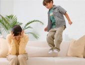"""اعرفى أعراض إصابة ابنك بـ""""فرط الحركة"""" وطريقة التعامل معه"""