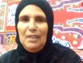 مأساة سيدة بالشرقية توفى ابنها بالسرطان وتناشد أهل الخير مساعدتها