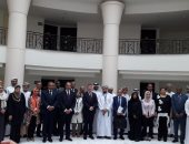 صور.. وزير الاتصالات يترأس أعمال اللجنة العربية للبريد بمشاركة 15 دولة عربية