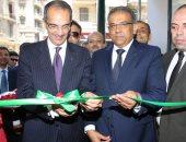 وزير الاتصالات: الإسكندرية بها 100 مكتب بريدى وجارى استكمال أعمال التطوير